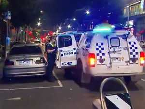 Mass stabbing at Melbourne CBD party