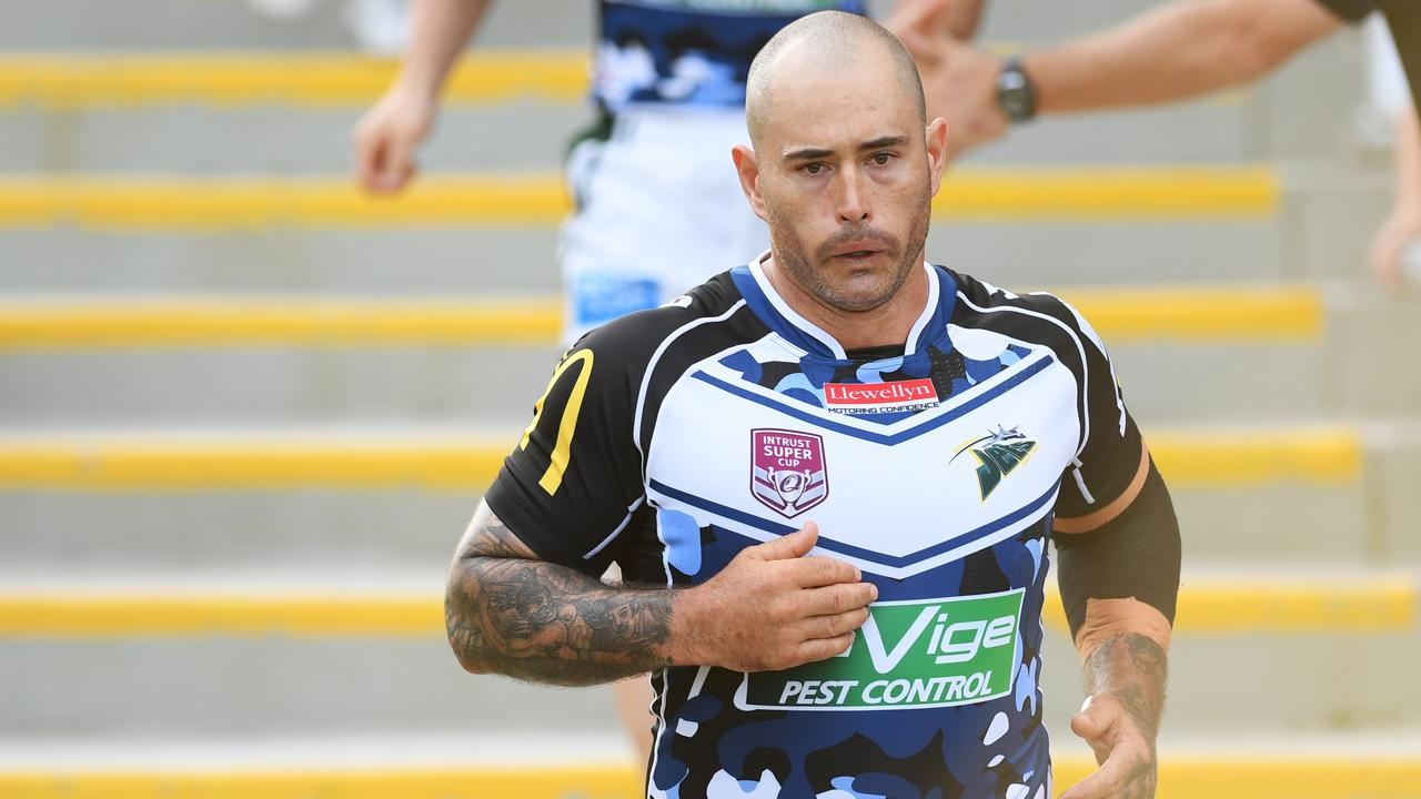 Ipswich Jets captain Nat Neale is ready to lead his side into another Intrust Super Cup season. Picture: Rob Williams