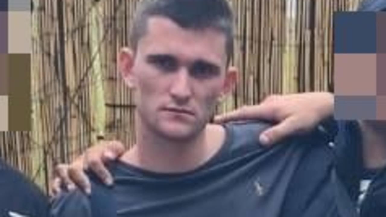 Cameron Lyndon Ward was sentenced to prison for three charges including breaching a domestic violence order, possession of weapons and posssession of explosives.