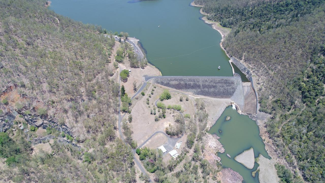 Calls are resuming for Borumba Dam's wall to be increased.