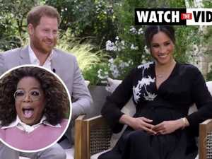 "Meghan and Harry reveal the gender of their baby: ""It's a girl"" (CBS)"