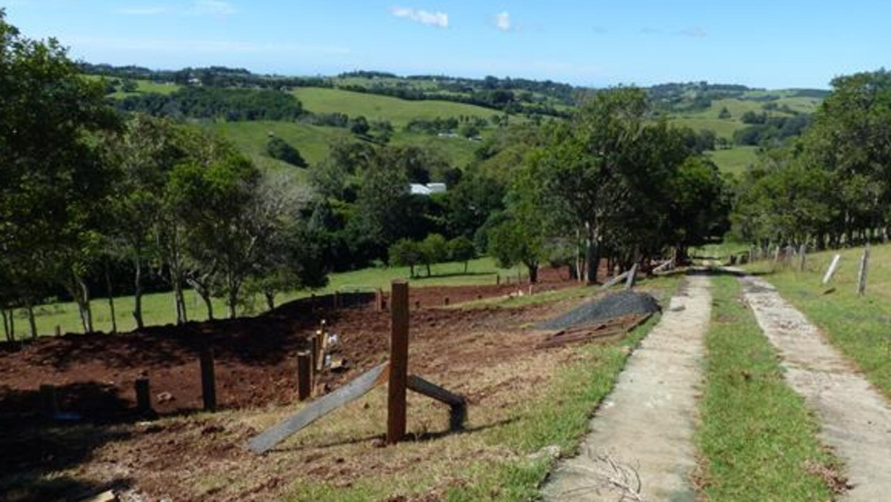 The council said earthworks began while the DA was still on public exhibition.