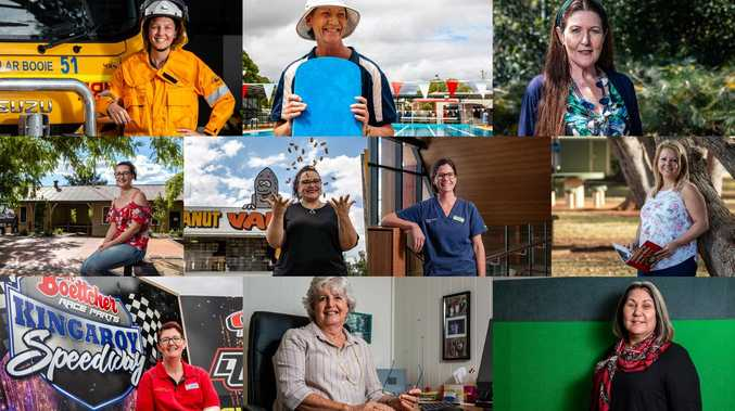 Meet Kingaroy's most inspiring women