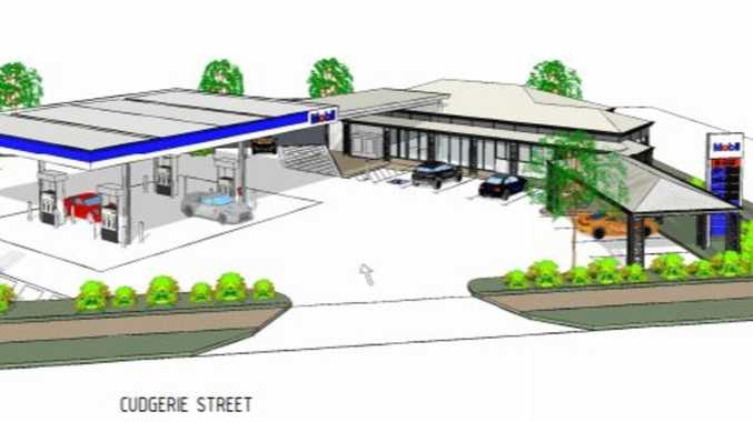 Construction starts on controversial hinterland servo