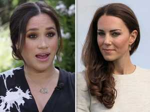 Meghan 'slammed the door' in Kate's face days before wedding