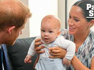 Meghan Markle reveals the Royal family expressed concern about Archie's skin color