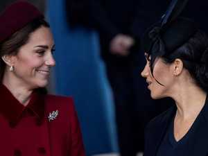 BOMBSHELL OPRAH INTERVIEW: Meghan Markle reveals Kate Middleton made her cry