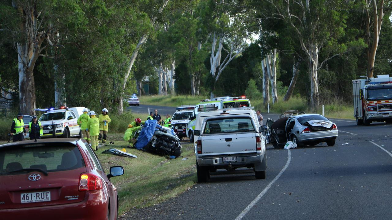 Gympie drivers are being urged to take care on the roads as the state grapples with a horror start to the year's road toll.