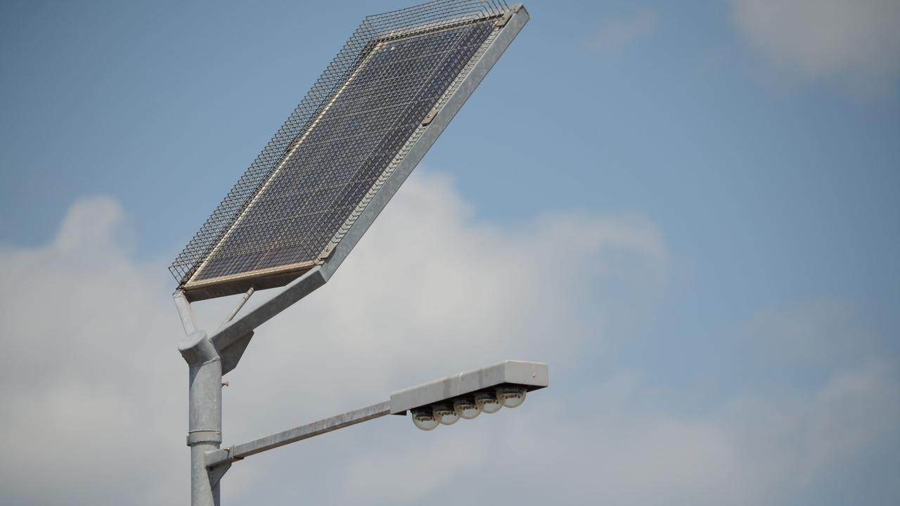 The cost of installing CCTV and solar lighting at boat ramps and car parks has increased.