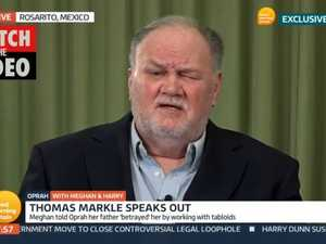 Thomas Markle disappointed over the tell all interview (ITV)