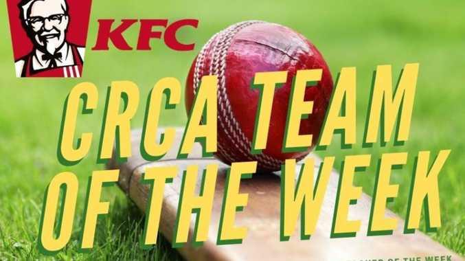 KFC Team of the Week - CRCA #14
