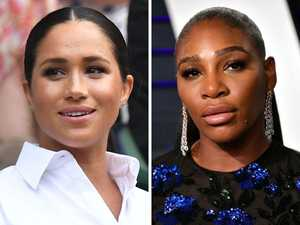 Serena's statement after Meghan interview