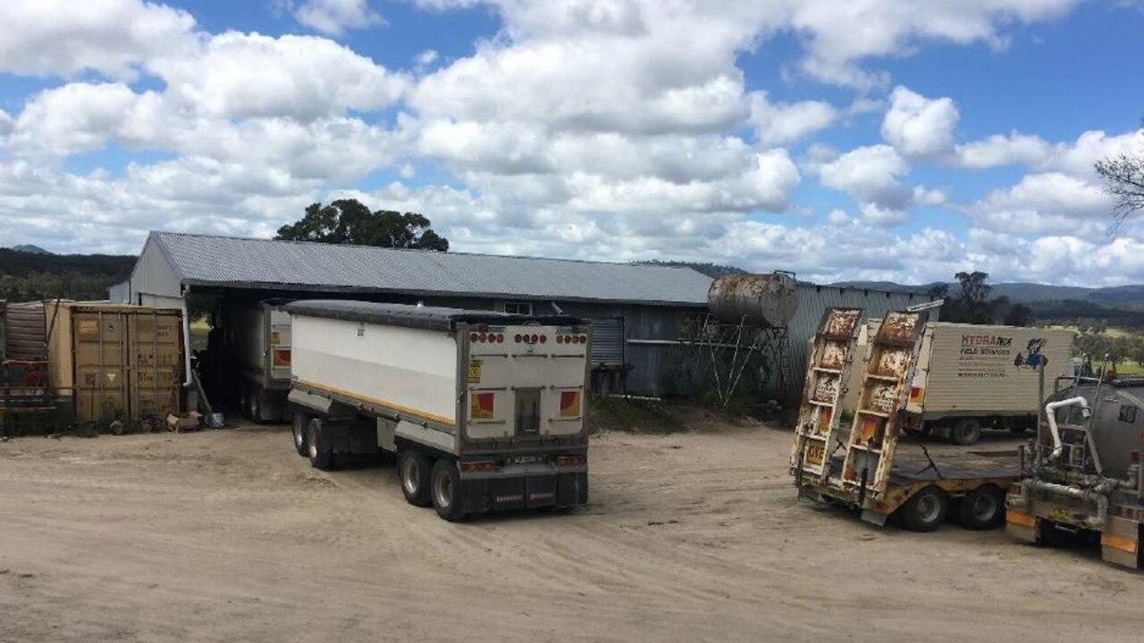A development application has been approved for a trucking depot at Sandy Flat, near Tenterfield.
