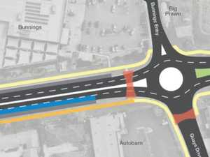 Traffic changes to begin in Ballina this week