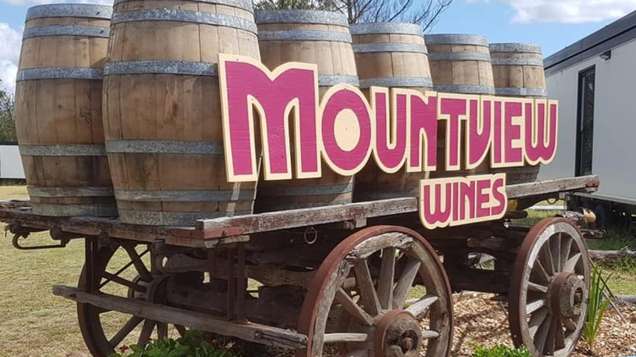 FRESH FACE: A refreshed look for Mountview Wines.