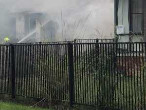 Casino man charged over house fire