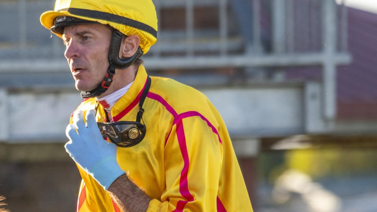 Sweet Dolly's jockey Justin Stanley heads the Queensland Jockeys premiership for the current season.