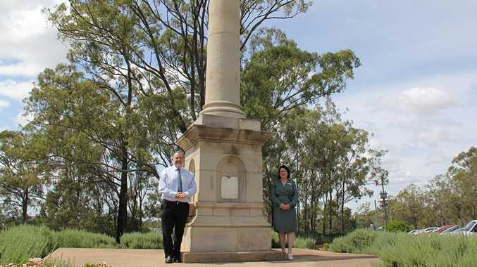 Council to explore moving monument back to CBD