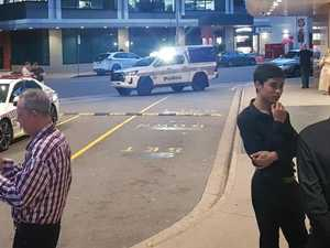 Darwin CBD hotel evacuated after guest finds bomb threat note