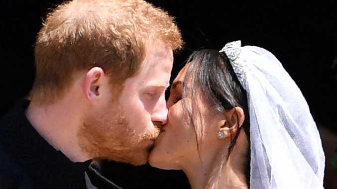 Meghan and Harry's secret wedding that wasn't