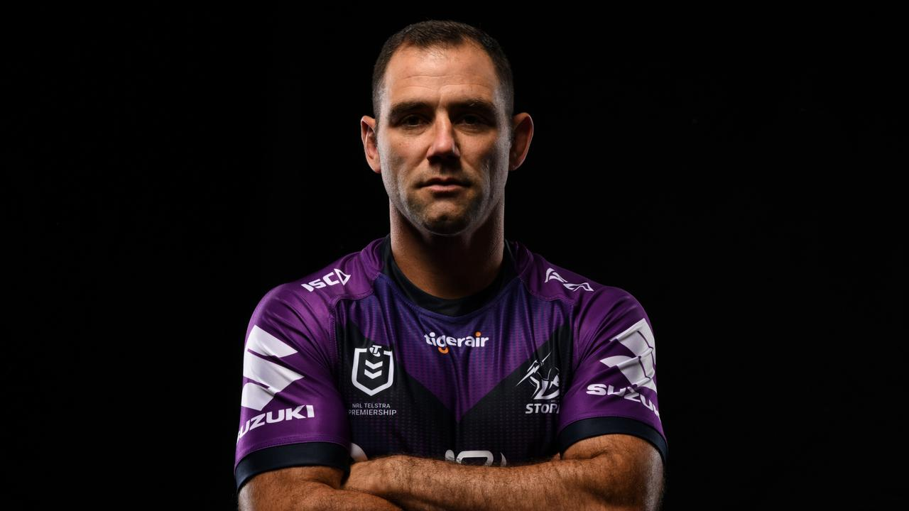 Cameron Smith has left the rugby league world guessing. Picture: Grant Trouville/NRL Photos