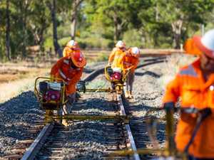 Lockyer Valley businesses meet with Inland Rail proponents