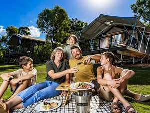 Queensland's top 30 camping spots revealed