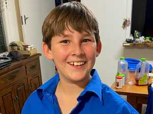 Community rallies for Collinsville boy fighting rare cancer