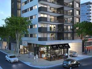 Charges reduced for 10-storey Rockhampton CBD development