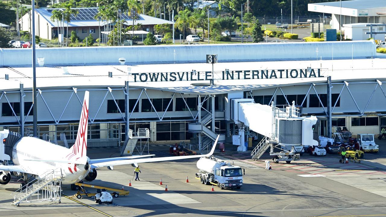 Townsville Airport.