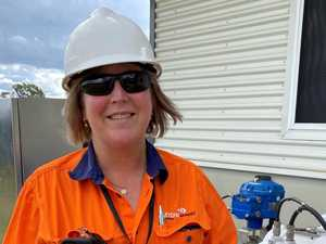 WOMAN'S DAY: First female sparky paves way for others