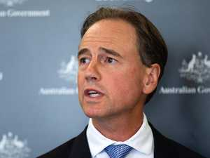 Why Health Minister Greg Hunt is in hospital