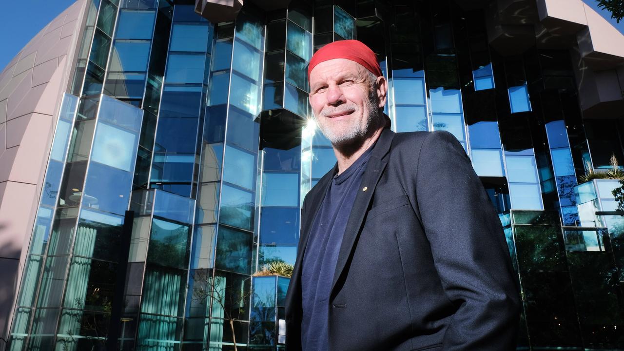 Australian Republican Movement chair Peter FitzSimons. Picture: Mark Wilson