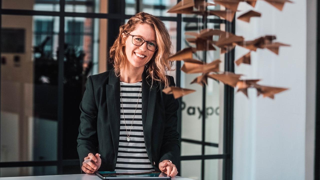 Paypa Plane co founder Simone Joyce.