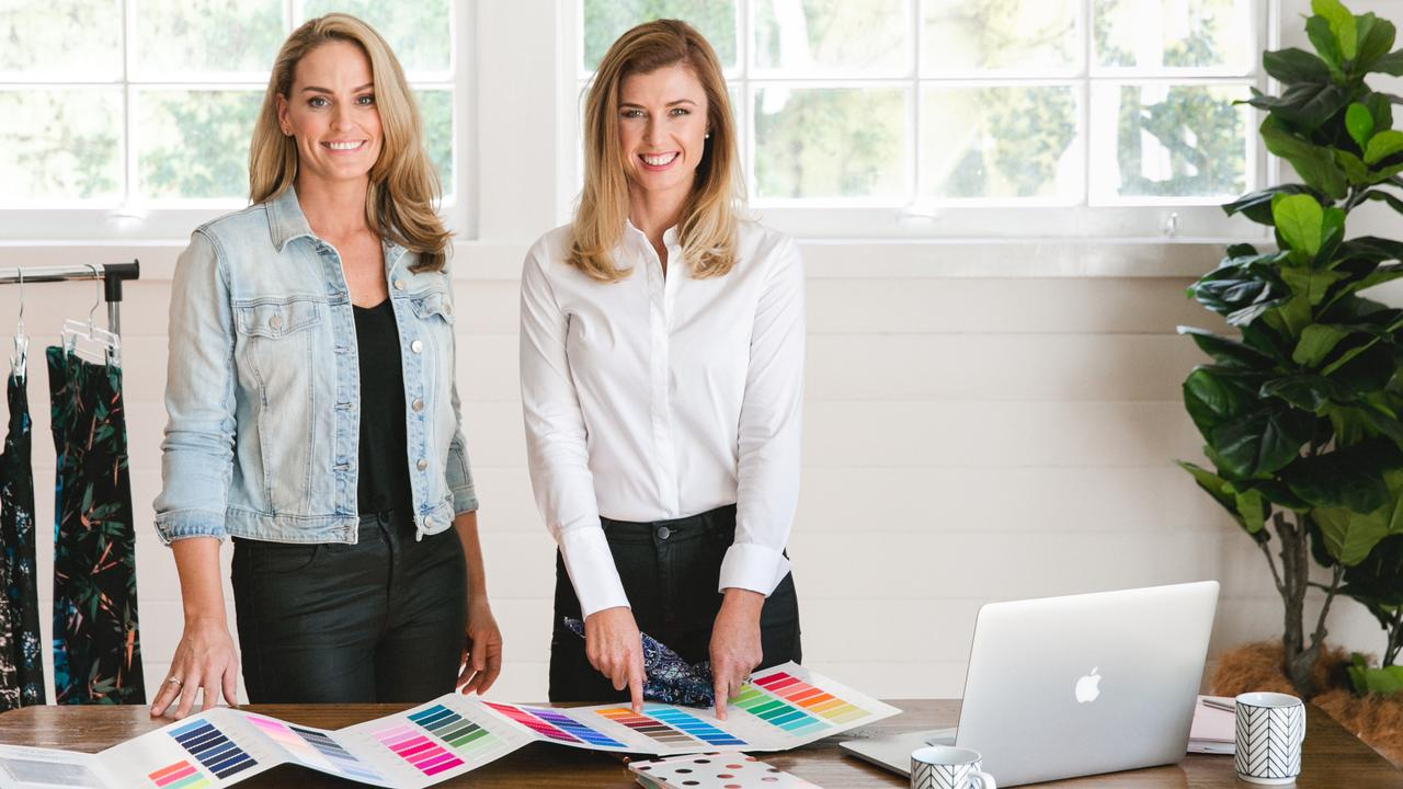 Active Truth co-founders Stevie Angel and Nadia Tucker.