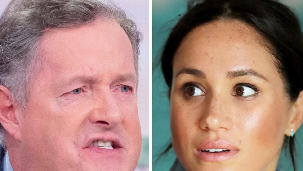 Meghan Markle is a menace to the royal family and Piers Morgan is spot on about her