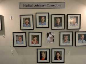 Key executive leaves Coast hospital in staffing shake-up