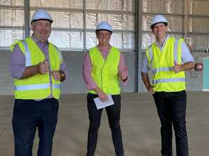 FUNDING BOOST: $13m for Bundaberg projects