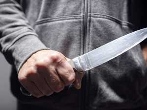 Repeat offender found with sword before stabbing