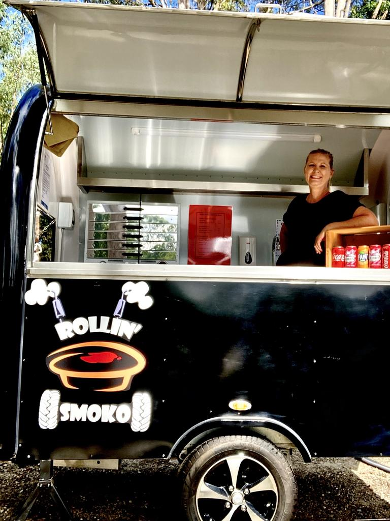 Owner of Gin Gin disability support business Positive Steps Mentoring Cathy Ison has launched a brand new food van and catering program to help participants gain skills and experience in the food industry.