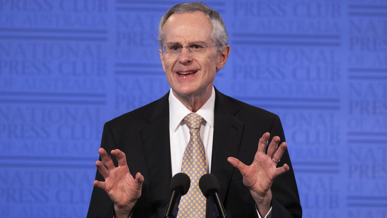 Australian Competition and Consumer Commission chair Rod Sims has Google in his sights. Picture: NCA NewsWire/Gary Ramage
