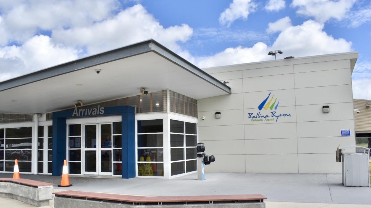 Ballina Byron Gateway Airport.