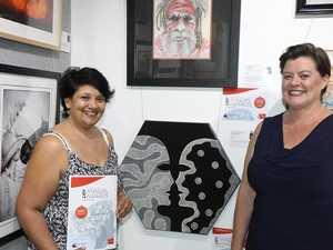 Emerging CQ artist named a winner at first art awards