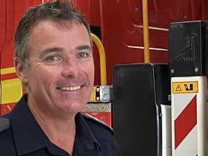 Firefighting brothers take on Mooloolaba Tri