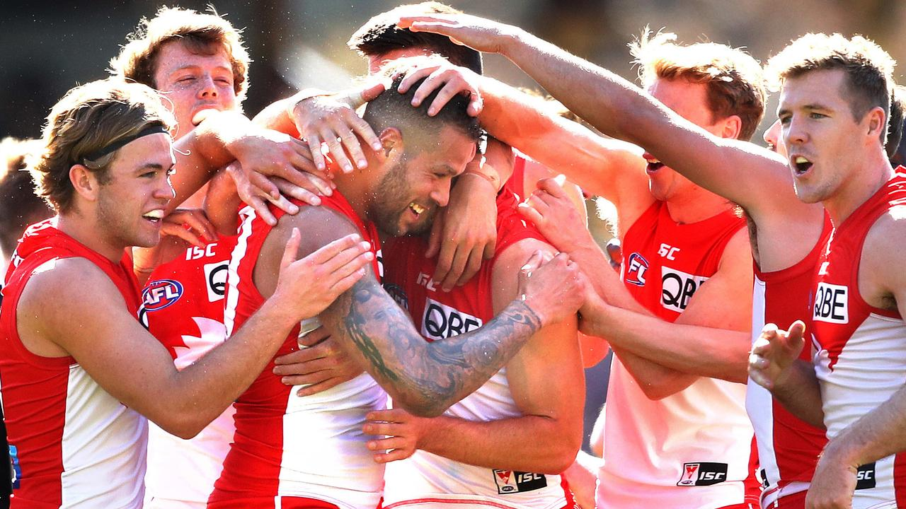 Can the Swans bring some excitement to the SCG? Picture: Phil Hillyard