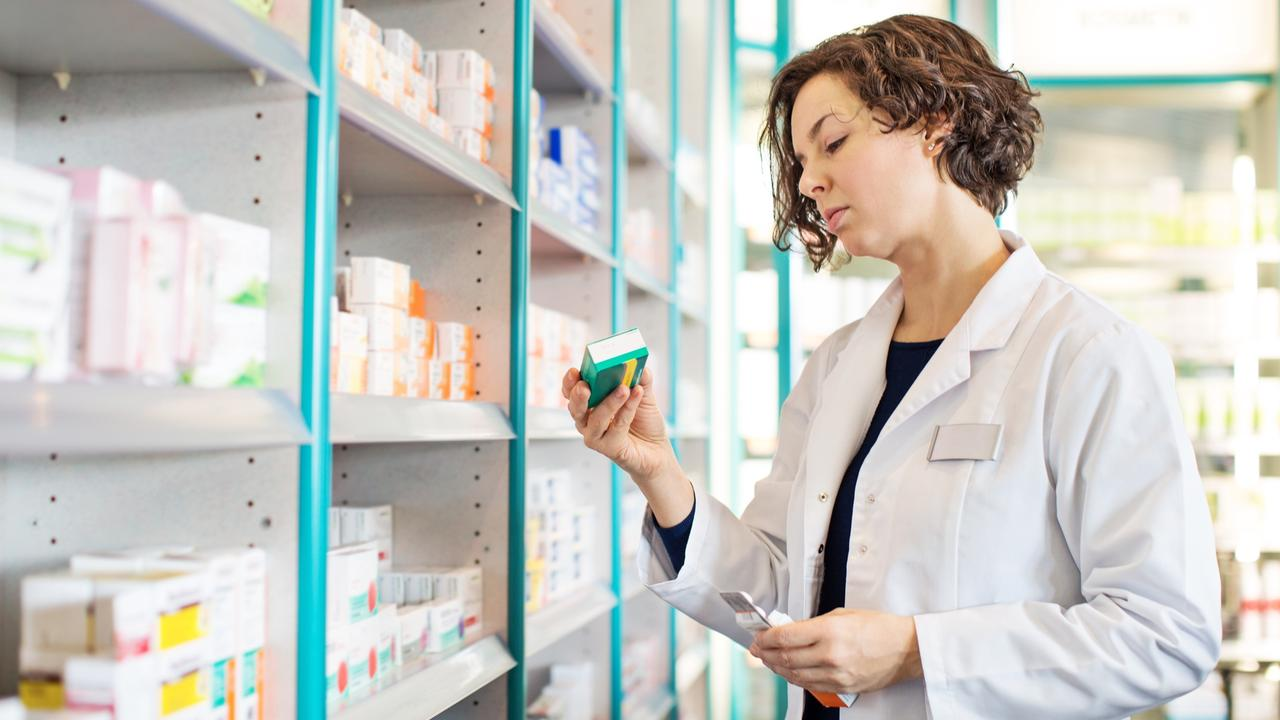 Pharmacists received more than $12,00 less than the median graduate salary. Picture: iStock
