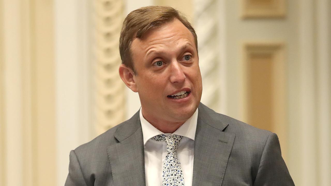Local Government Minister Steven Miles. Picture: NCA NewsWire / Jono Searle
