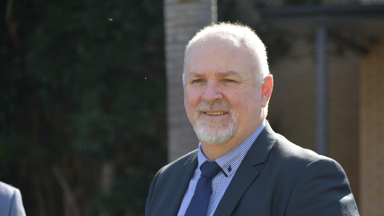 """Council CEO Shane Gray says the council is reviewing its plan for the region's waste services to ensure there are no future """"surprises"""" for ratepayers."""