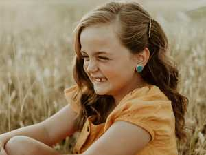 Blackwater girl, 8, in tears over community's generosity