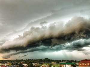 Mammoth line of storms dumps heavy rain across NSW